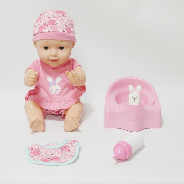 베이비돌스뮤지컬포티 배변교육 아기인형 베렝구어st 상품이미지