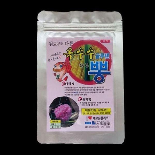 옥수수 글루텐 뽕 집어제 떡밥 첨가제 미끼 상품이미지
