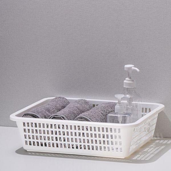 코스마 사각 바구니 1호  플라스틱바구니 수납바구 상품이미지