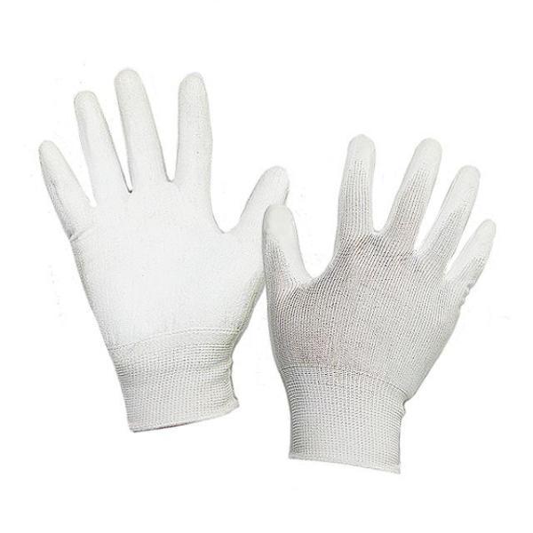 피유팜 손바닥 코팅 작업용 목장갑 백색 1개 상품이미지