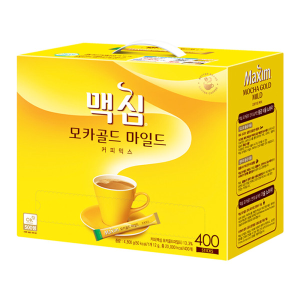 모카골드 400T/커피믹스 /캐시백/ 상품이미지