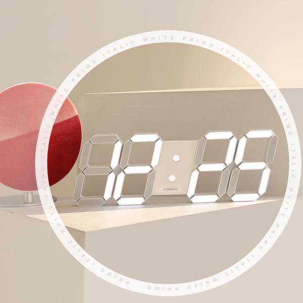 국산 루미너스 시그니처 정품 LED시계/최적의가성비 상품이미지