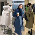 배꼽 빅사이즈여성의류 겨울 코트 모음 44-120