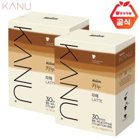 KANU LATTE 30 Sticks X 2pcs+Gift 2 kinds Random Giveaway