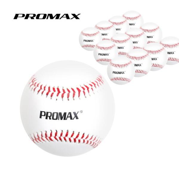 프로맥스  안전 야구공(KB-400S) 12개입 안전 야구공 상품이미지