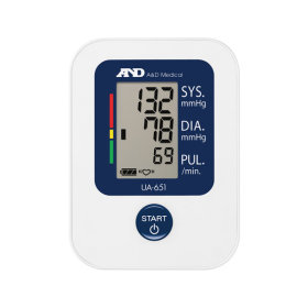 UA-651 가정용혈압계 디지털혈압계 혈압측정기