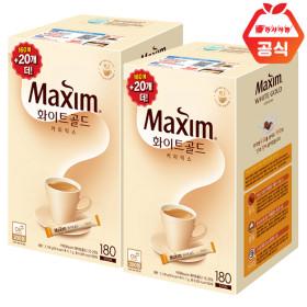 화이트골드 320T /커피 커피믹스