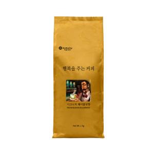 [맥널티]행복을 주는 커피 1kg+사은품/분쇄 원두