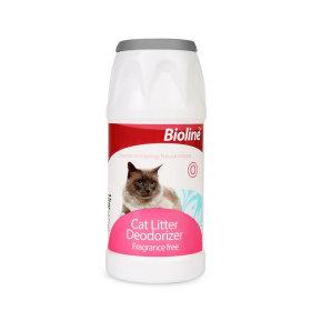 고양이모래 냄세제거 파우더 탈취제 악취억제