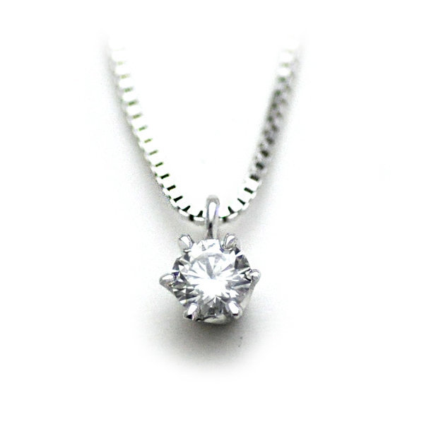 1캐럿 다이아몬드 선물 예물 다이아 목걸이 상품이미지