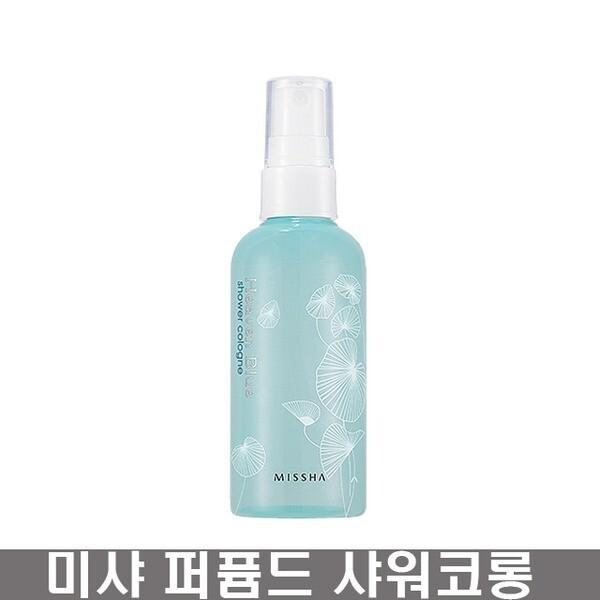 미샤 퍼퓸드 샤워코롱 헤븐 블루 105ml 상품이미지