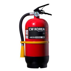 국내산 CW KOREA ABC 분말소화기 3.3KG 공장직영