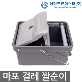 짤순이 마포걸레짤순이 대걸레 마포 밀대 탈수기 걸레