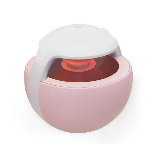 모던 미니 가습기 USB/사무실/무드등/초음파 핑크색상 상품이미지