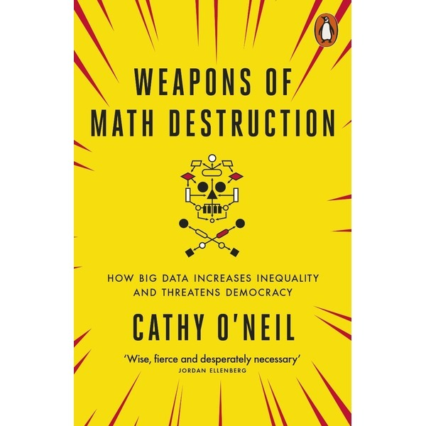 Weapons of Math Destruction 상품이미지
