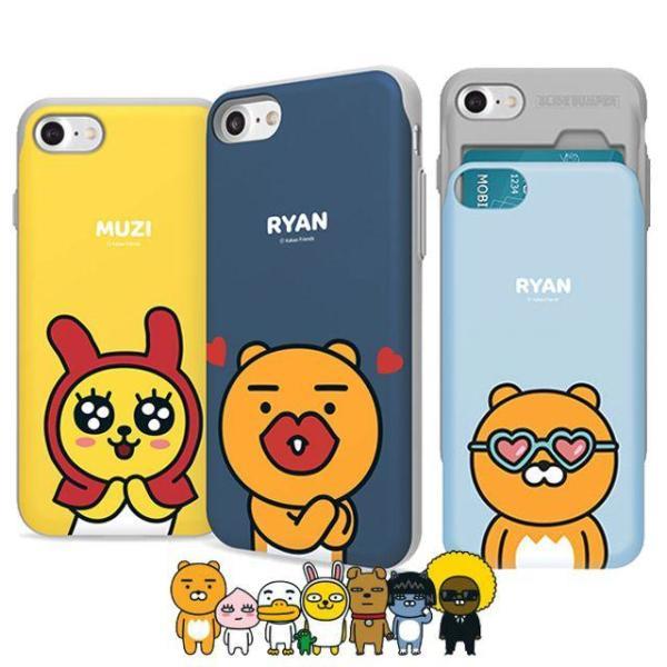 LG G6 카카오 프렌즈 슬라이드 범퍼케이스 LGM-G600 상품이미지