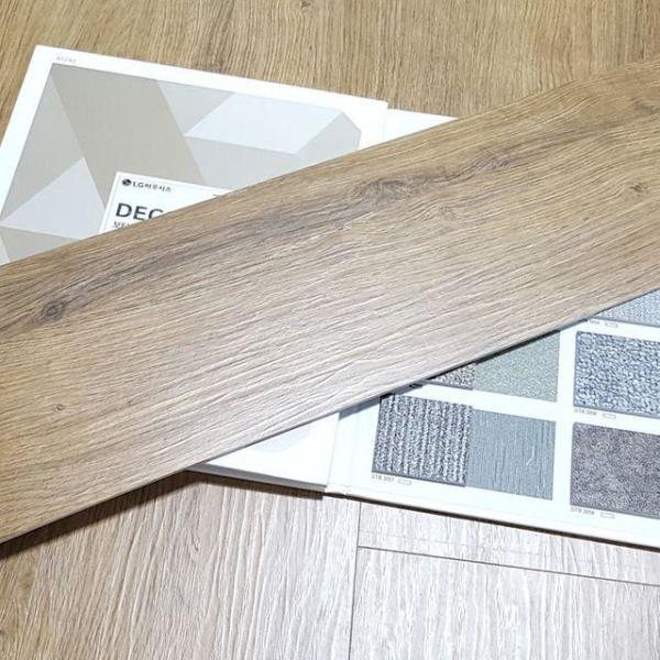 LG 하우시스 데코타일 3T우드비점착 WBDBW3020A2 18 상품이미지