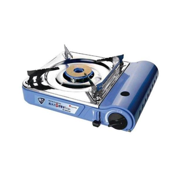 맥스 휴대용 가스렌지 MS-3800DFSB 고화력 이중불꽃 상품이미지