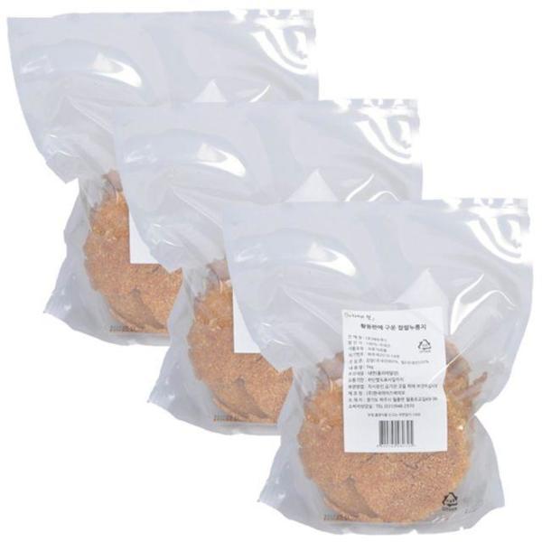 찹쌀 누룽지 1kgx8개(한박스) 국산 간식 죽 영양식 상품이미지