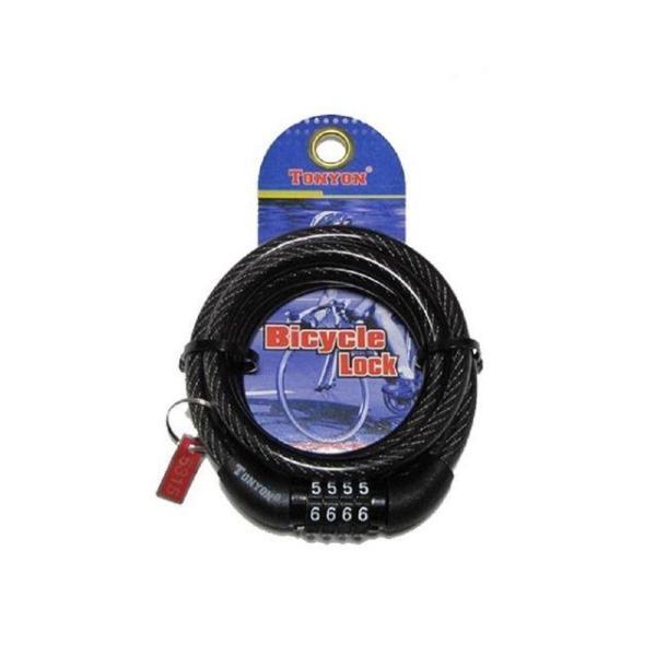 sf토니온 번호키 자물쇠 TY532/ 8/자전거열쇠/락/열 상품이미지