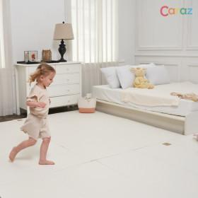 [카라즈] 시크릿 폴더 4단와이드 (140x200x4cm)/층간소음완화