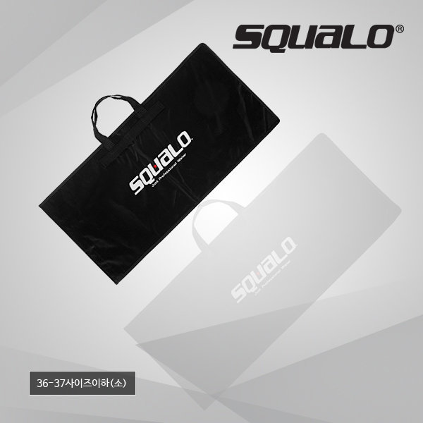 스쿠알로 오리발가방 36-37 소 사이즈 SSD-DAE-033 상품이미지