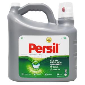 [퍼실]퍼실 프로페셔널 대용량 액체세탁세제9L 드럼일반겸용