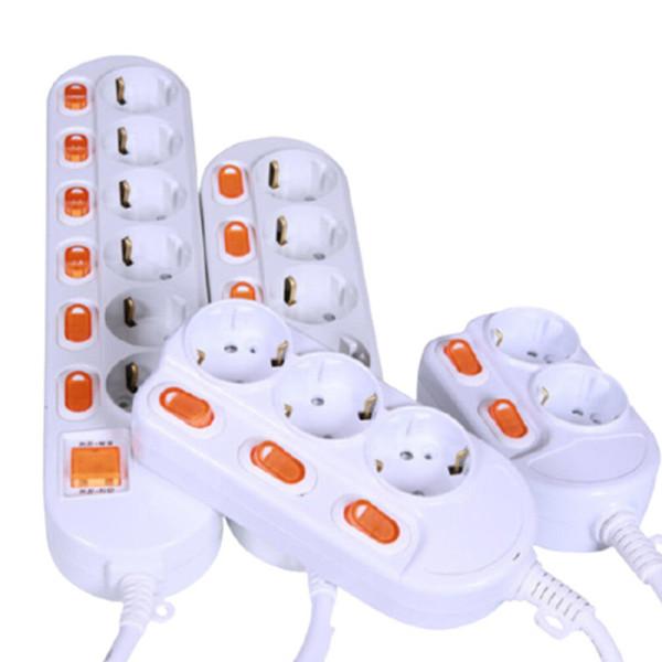 국산 안전접지 3구 1.5m 개별절전형 멀티탭 외 8종 상품이미지
