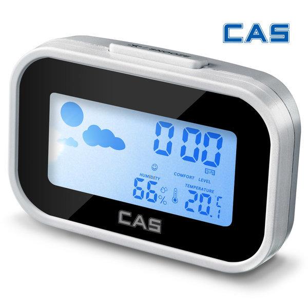 탁상시계 디지털 온습도계 T022 블랙 온도계 습도계 상품이미지