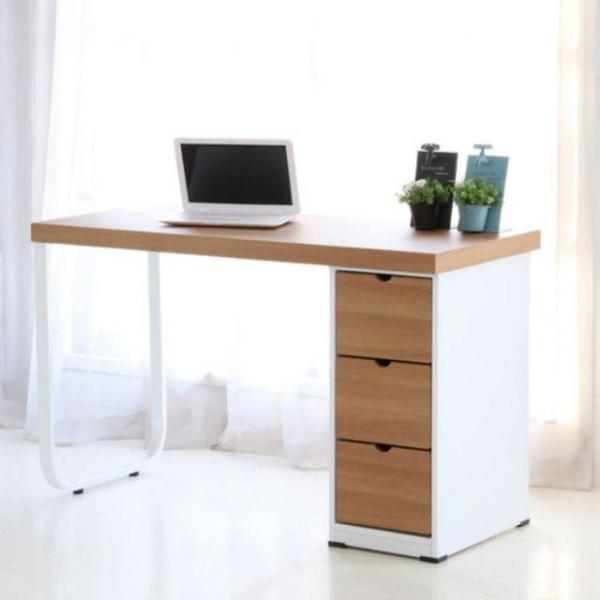 k2006 코지 서랍형책상 1200 서재책상 상품이미지