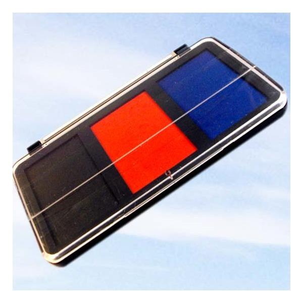 E162/스탬프/인주/스탬프잉크/빨강/파랑/검정 상품이미지
