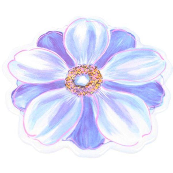 멜라민 냄비받침(블루모란) 상품이미지