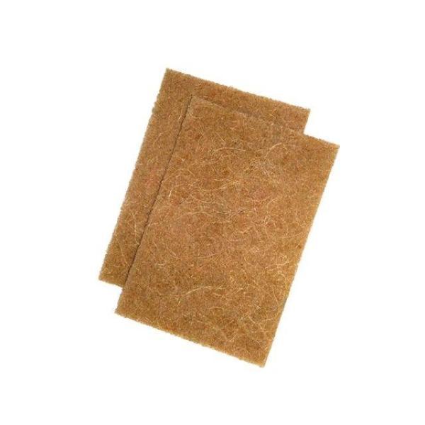 이태리 천연호두껍질수세미2P(10개) 흠집없이부드러 상품이미지