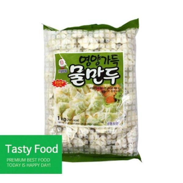 (냉동)천일식품 물만두1kg 상품이미지
