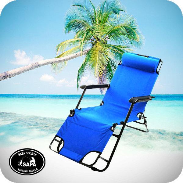 휴대용 접이식 야전침대/의자 겸용/캠핑의자 낚시의자 상품이미지