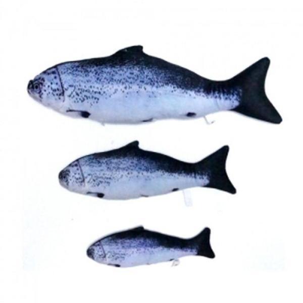 고양이장난감 캣닢 물고기장난감40cm 고양이용품 상품이미지