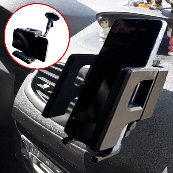 업다운 자동차 핸드폰거치대 차량용 송풍구 스마트폰 상품이미지