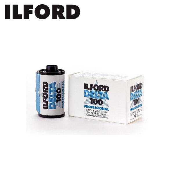 (일포드) 흑백 필름 DELTA ISO 100 135mm (36) 상품이미지