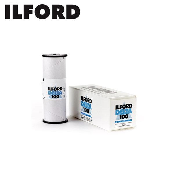 (일포드) 흑백 필름 DELTA ISO 100 120 Roll film 상품이미지