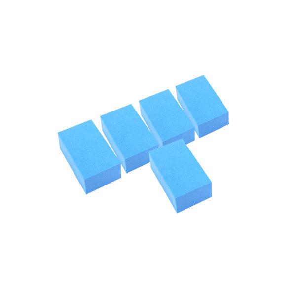 자동차 도어가드 문콕방지 패드 차량 용품 사각 파랑 상품이미지