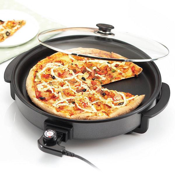 키친아트 피자팬 전기 후라이팬 그릴 41cm KAPZ-YC1500 상품이미지