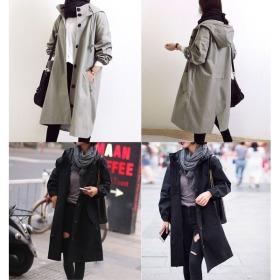 여성 자켓 후드 점퍼 사파리 트렌치 야상 자켓 코트