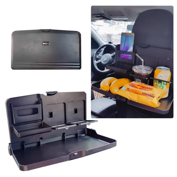 OMT 차량용 테이블 헤드레스트 뒷좌석 수납 SD-1503 상품이미지