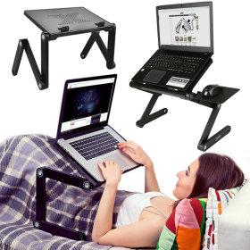 나마네X1 노트북거치대 3단각도조절 노트북 받침대