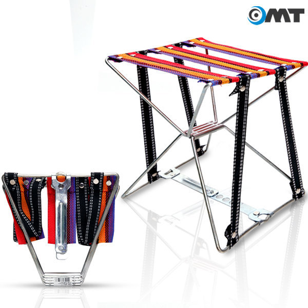 OMT 휴대용 접이식의자 낚시의자 캠핑의자 OFC-201 상품이미지