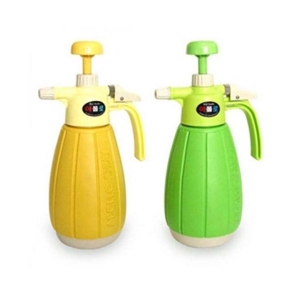 아폴로 원터치 자동 분무기 1.0L 물뿌리개 압축분무 상품이미지