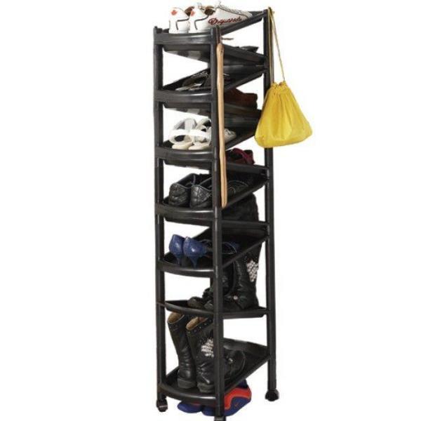 공간 활용도 높은 조립식 신발장 11단 고급형 상품이미지