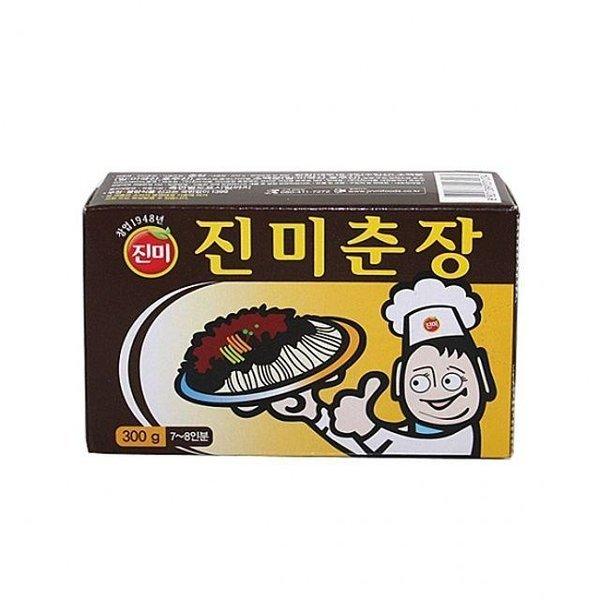 진미 춘장300g 상품이미지