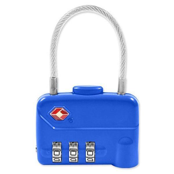 여행필수품 여행가방 캐리어 지킴이 TSA인증 3중번 상품이미지