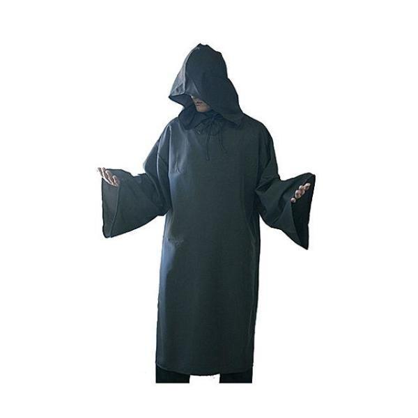 Black Hood Robe 파티 할로윈 데이 크리스마스 클럽 상품이미지